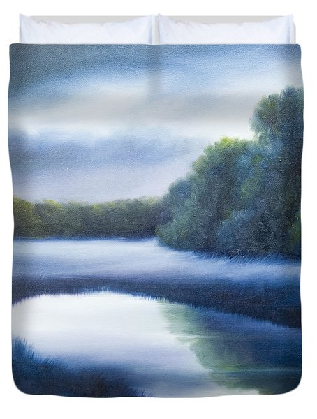 A Day In The Life 4 Duvet Cover by James Christopher Hill