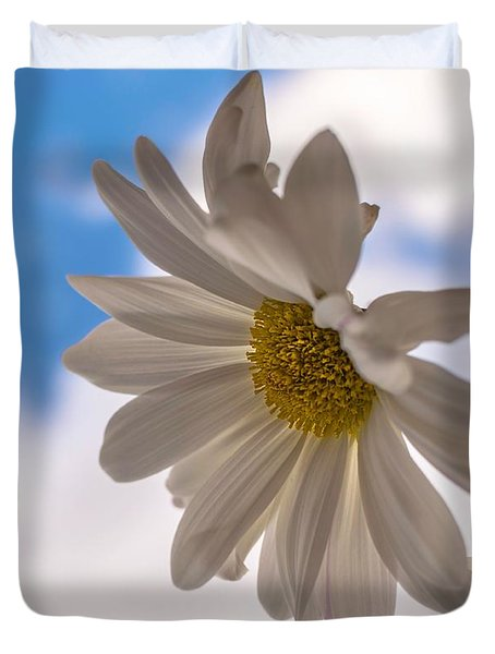 A Different Daisy Duvet Cover