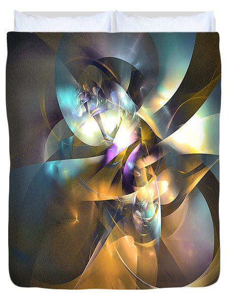 A Distant Melody Duvet Cover