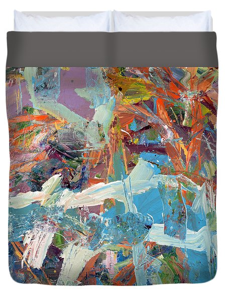 A Dream Of You And Me Duvet Cover