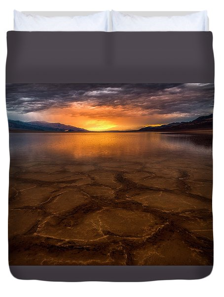 A Dream's Requiem  Duvet Cover