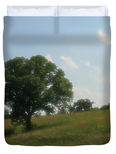 A Dreamy Day Duvet Cover