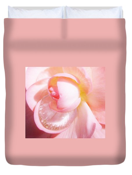 A Drop Of Love Duvet Cover