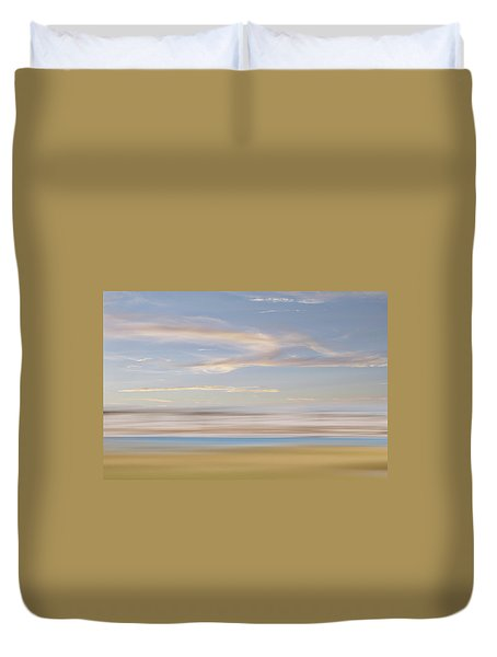 A Fair Wind Duvet Cover