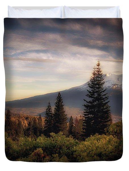 A Favorite View Duvet Cover