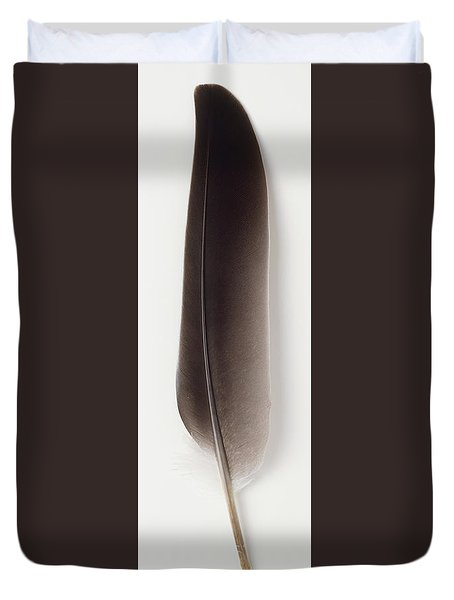 A Feather Duvet Cover