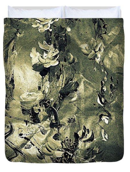 A Flower Dream Duvet Cover