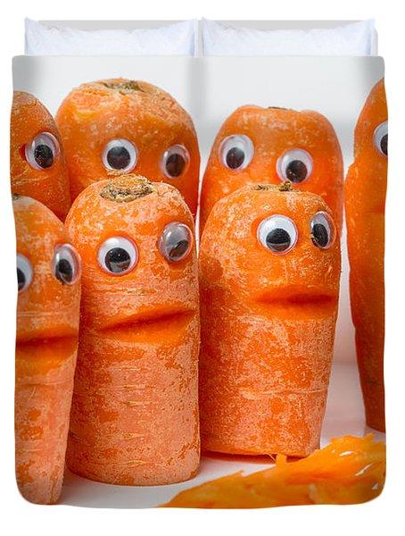 A Grate Carrot 2. Duvet Cover