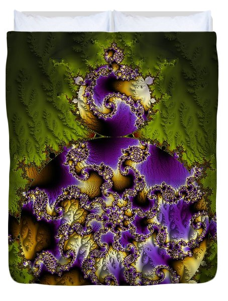 A Jaunt Through The Forest Duvet Cover