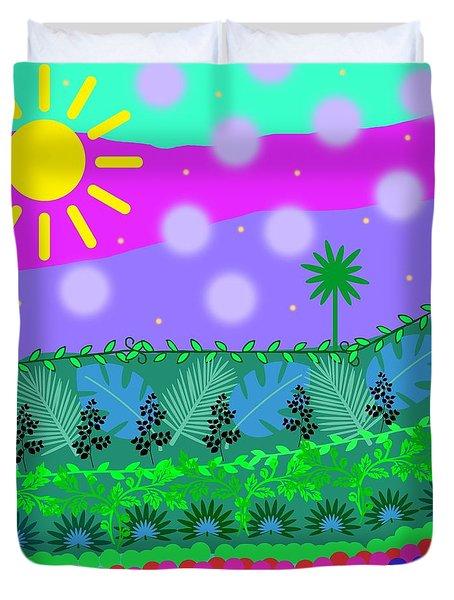 A Little Whimsy Duvet Cover