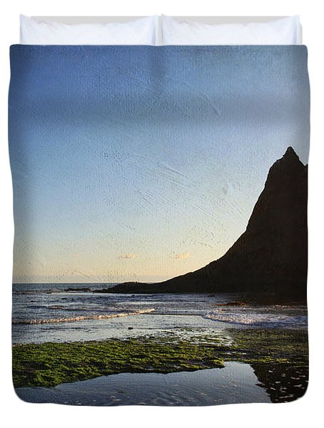 A Long Lonely Time Duvet Cover