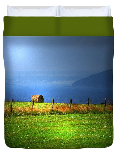 A Long Way From Home Duvet Cover