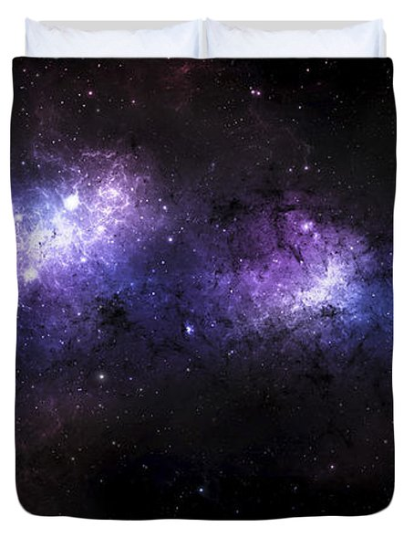 A Massive Nebula Covers A Huge Region Duvet Cover