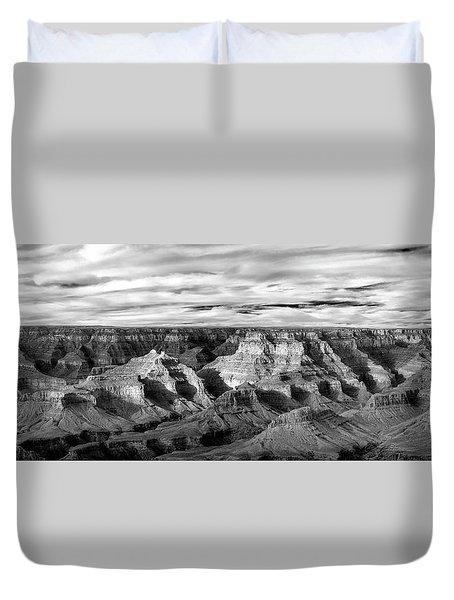 A Maze Duvet Cover
