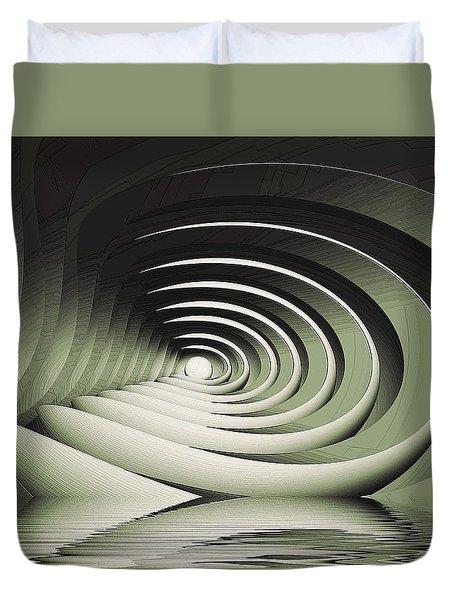 A Memory Seed Duvet Cover