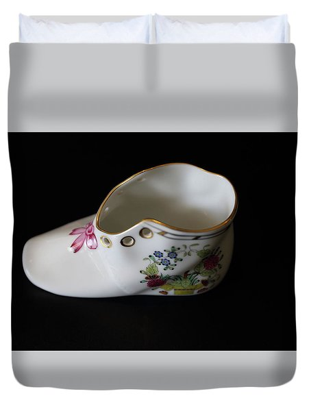 A Miniature Duvet Cover by Shlomo Zangilevitch