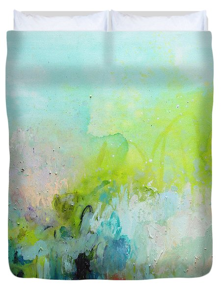 A Most Delicate Situation Duvet Cover