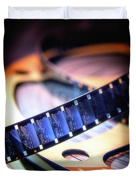 A Movie Anyone Duvet Cover