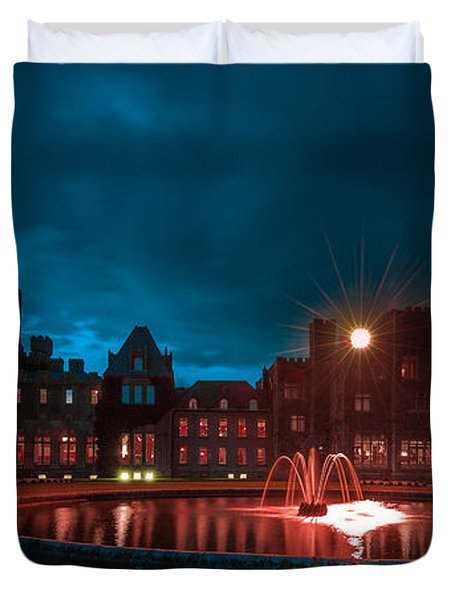 A Night For Dreams Duvet Cover