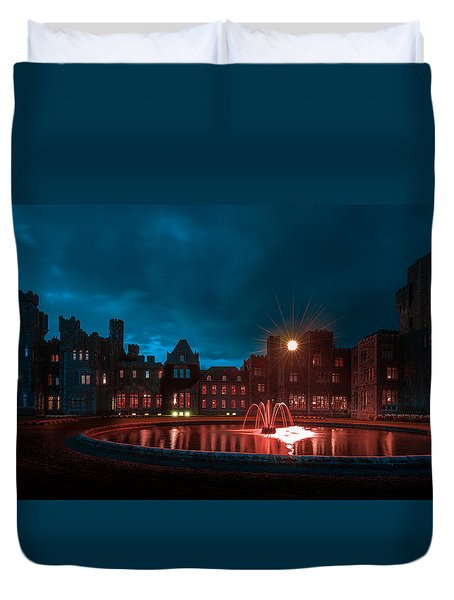 A Night For Dreams Duvet Cover by Tim Bryan