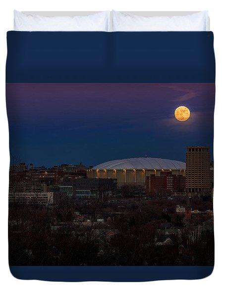 A Night To Remember Duvet Cover