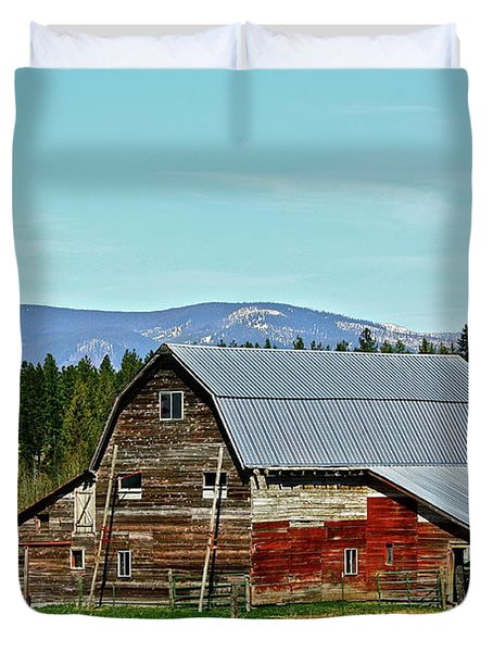 A Peaceful Place Duvet Cover