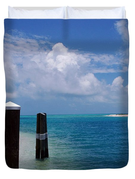 A Perfect Day Duvet Cover by Susanne Van Hulst