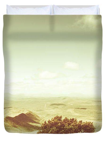 A Piece Of Tasmania Duvet Cover