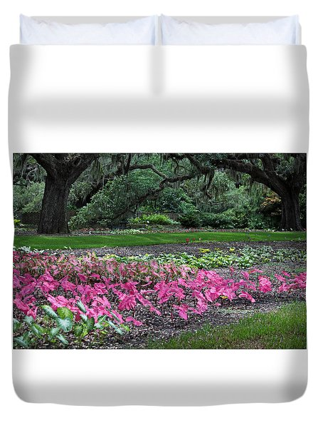 A Place Of Refuge Duvet Cover