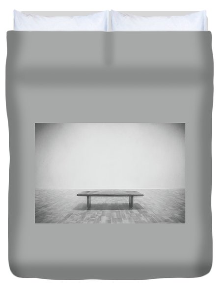 A Place To Sit 3 Duvet Cover