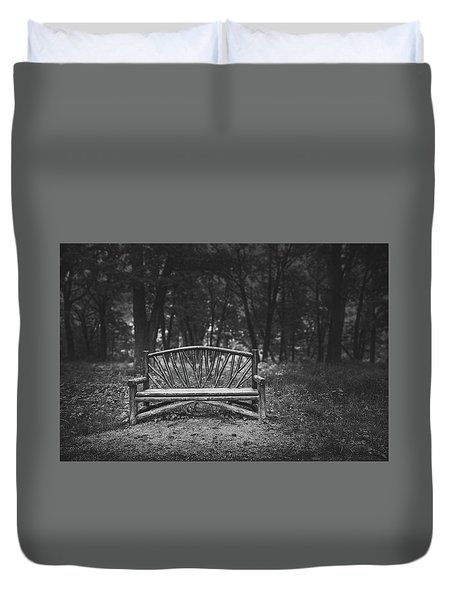 A Place To Sit 6 Duvet Cover