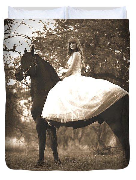 A Princess Dream Duvet Cover