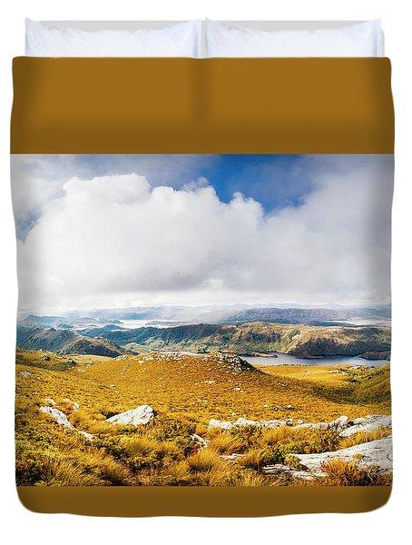 A Range Of Colours Duvet Cover
