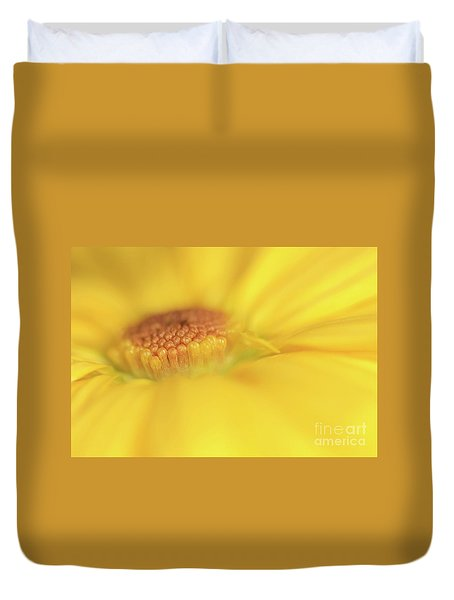 A Ray Of Sunshine Duvet Cover by Roy McPeak