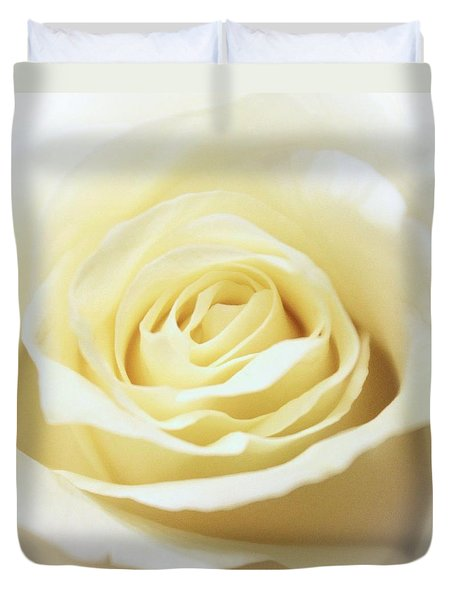 A Rose... Duvet Cover