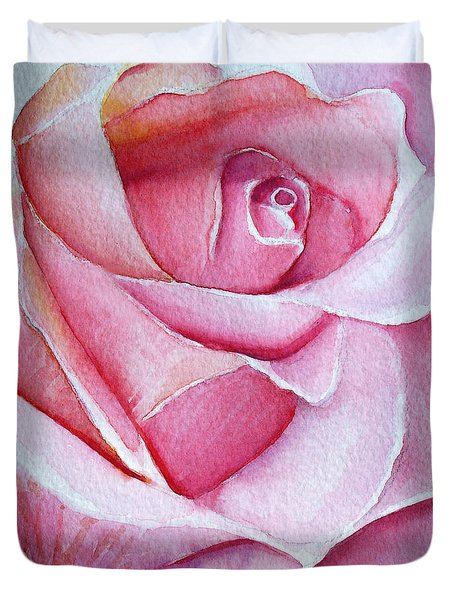 A Rose For You Duvet Cover