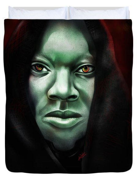 A Sith Fan Duvet Cover