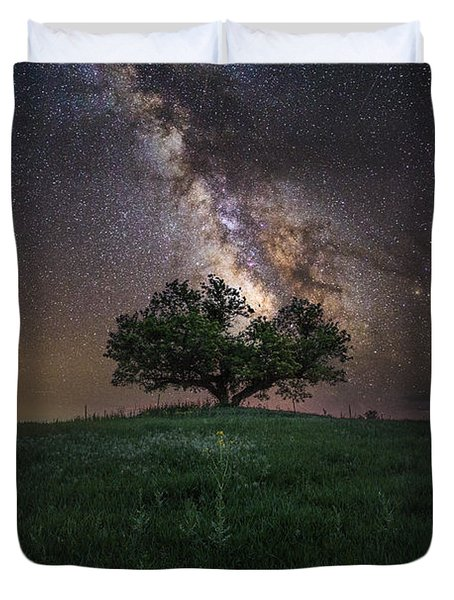 A Sky Full Of Stars Duvet Cover