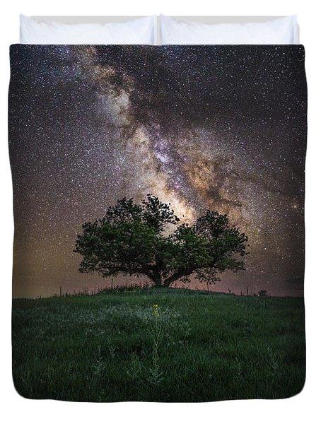 A Sky Full Of Stars Duvet Cover