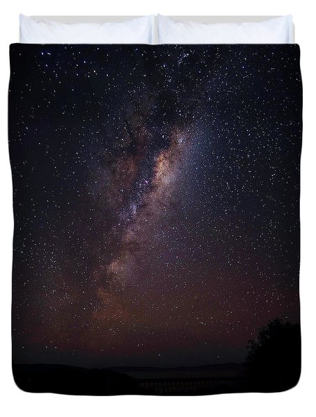 A Sky Full Of Stars Duvet Cover by Odille Esmonde-Morgan