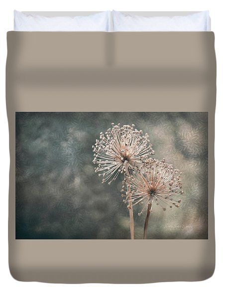 A Soft Whisper Duvet Cover
