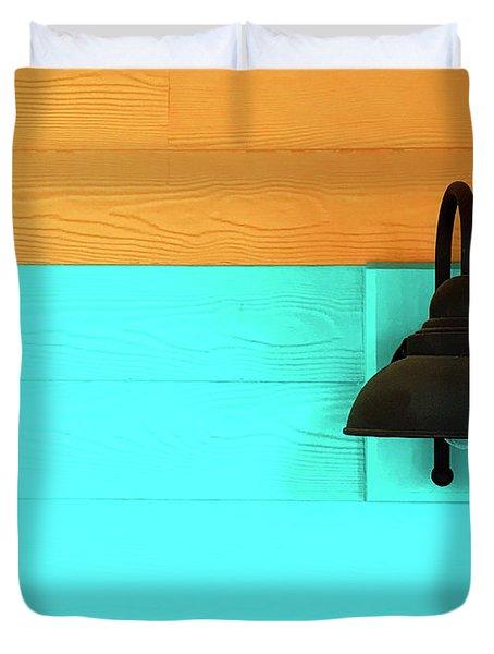 A Solitary Light Duvet Cover