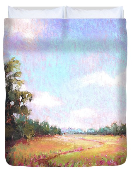A Spring To Remember Duvet Cover