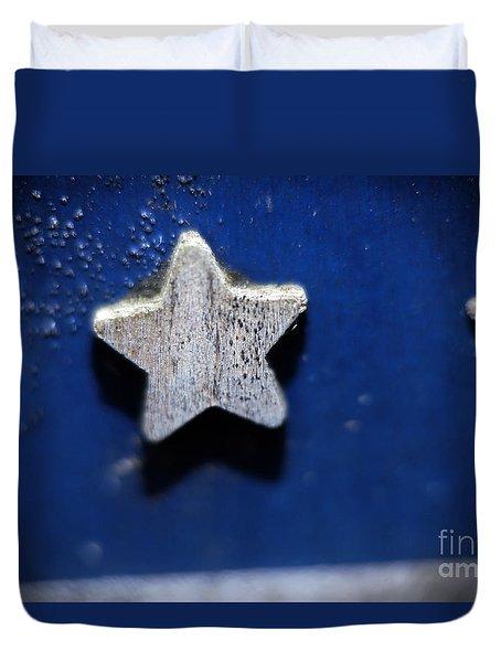 A Star Reborn Duvet Cover by Cj Mainor
