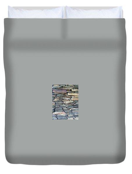A Stone's Throw Duvet Cover