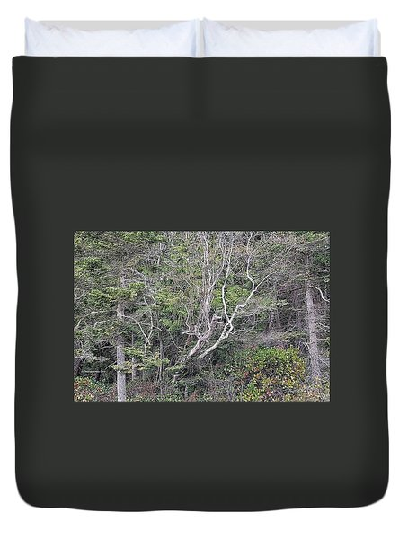 A Tanglewood Duvet Cover by Tobeimean Peter