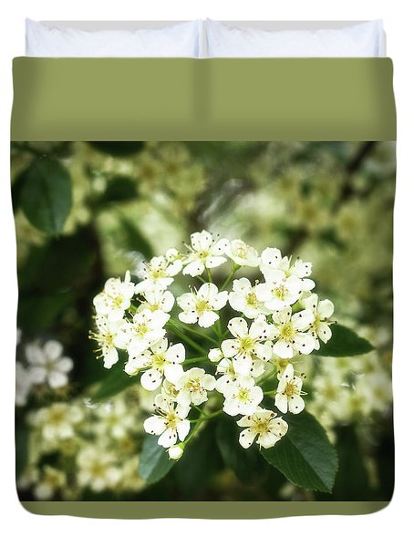 A Thousand Blossoms 3x2 Duvet Cover