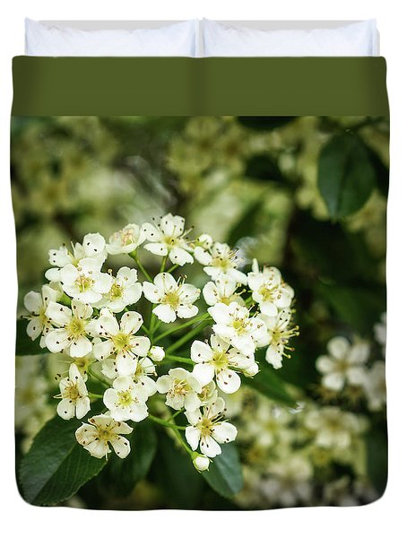 A Thousand Blossoms Duvet Cover