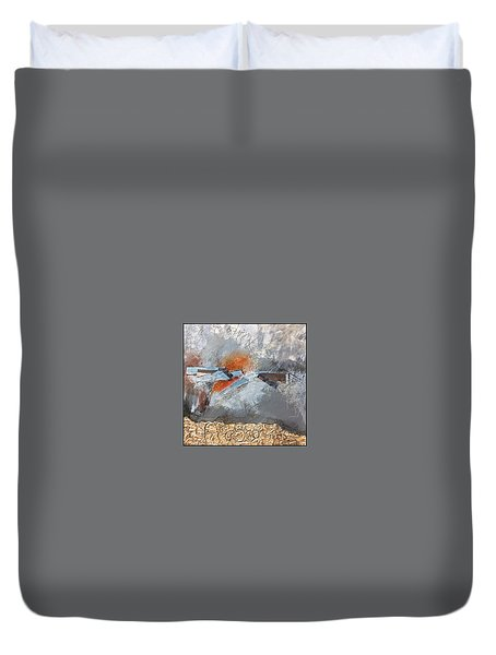 A Thousand Thoughts To Feel The Colors Duvet Cover