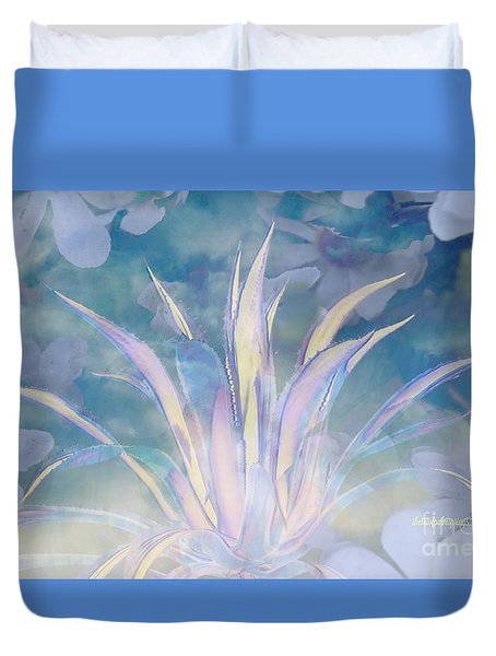 A Touch Of Spring Duvet Cover